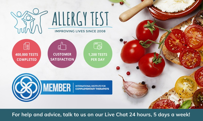 allergy test australia advertisement